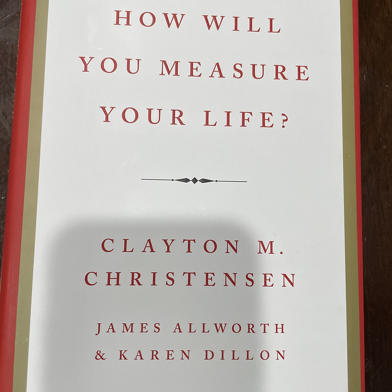 How Will You Measure Chapter 3: The Balance of Calculation and Serendipity