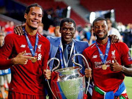 ''Virgil van Dijk zou nu misschien voor Suriname hebben gespeeld''