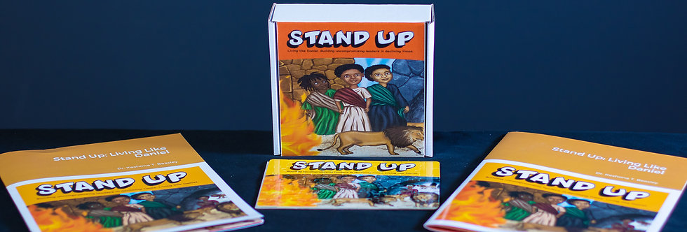Stand Up: Bundle Pack