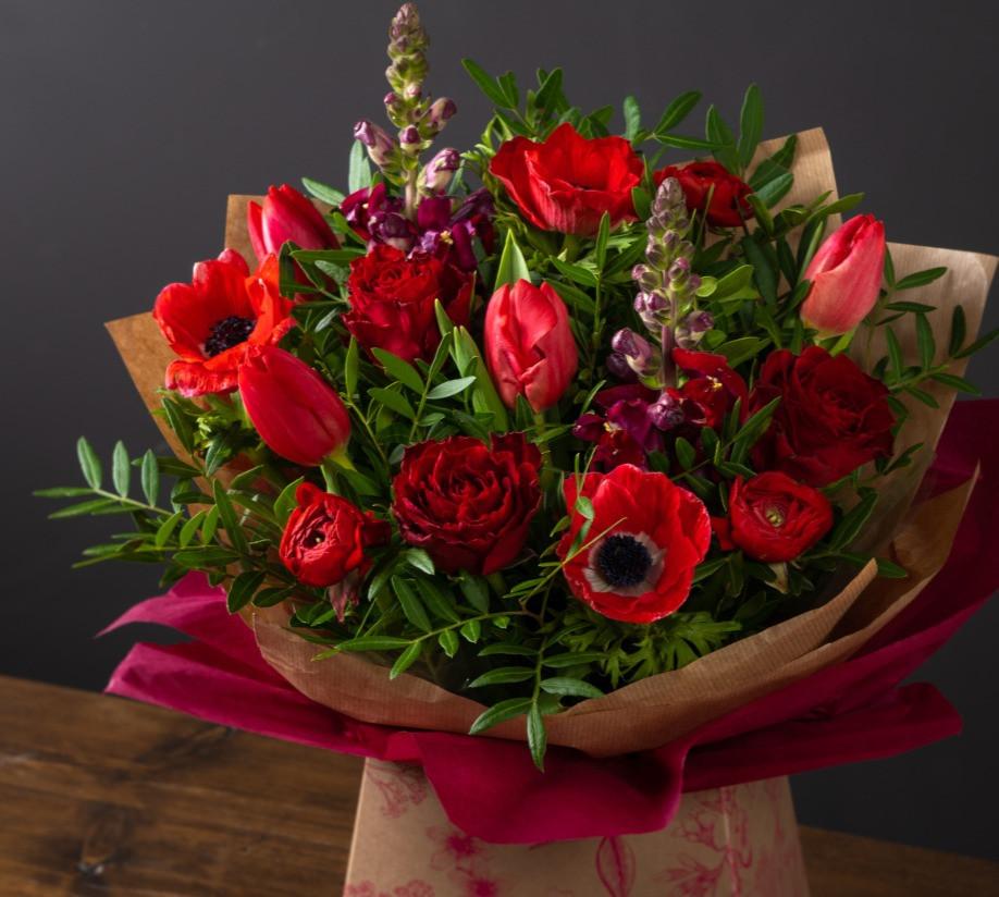 Next Valentine's Day bouquet