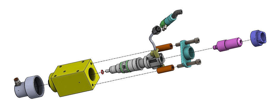 Navistar Injector