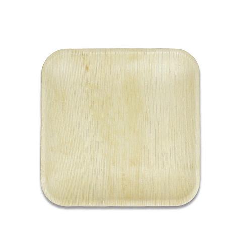 Areca Square Plate
