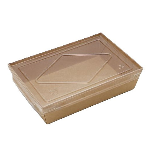Compartment Tray with Lid