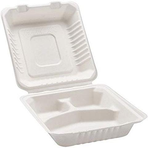 Square Clamshell Box