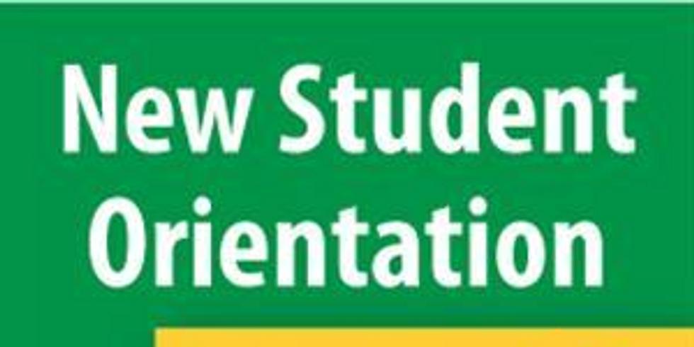 Student Orientation - August 30, 2018