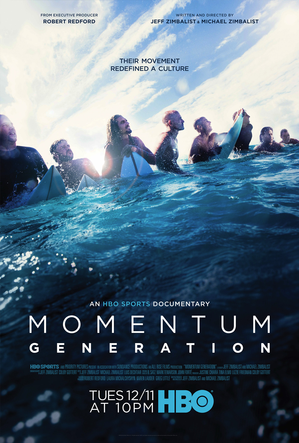 Momentum Generation | HBO Sports