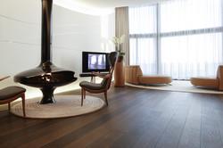 The Dolder Grand, Carezza Suite, Architektur-Fotografie Stefan Schmidlin, Basel