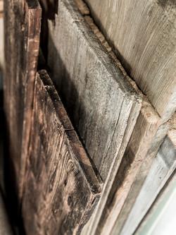 Fotoshootings im Fotostudio Stefan Schmidlin, altes Holz als Hintergründe