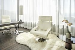 The Dolder Grand, Maestro Suite, Architektur-Fotografie Stefan Schmidlin, Basel