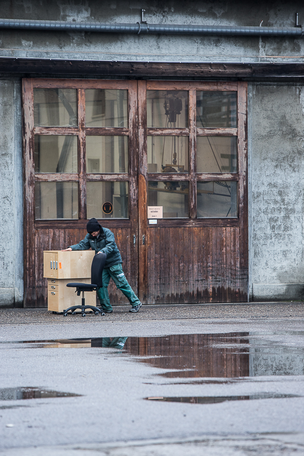 Umzug; Architektur-Fotografie Stefan Schmidlin, Basel-Bild-7