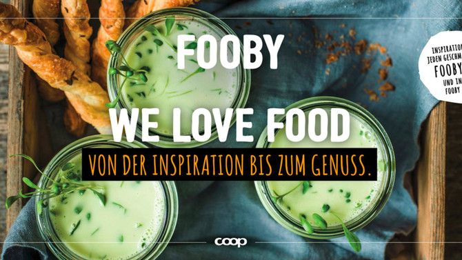 Coop Fooby Launch