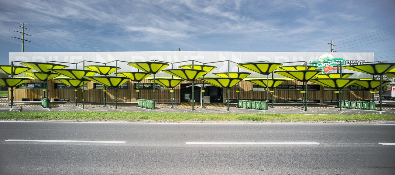 Fotografie LeShop Filiale Staufen; Architektur-Fotografie Stefan Schmidlin Basel; Bild-1.jpg
