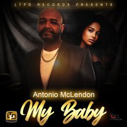 ANTONIO McLENDON - My Baby - Cover - 1.jpeg