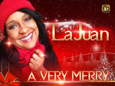 LaJuan -  A Very Merry  - Christmas CD