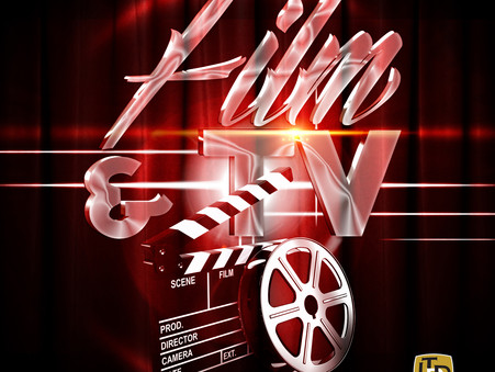 Film and TV - CD Cover