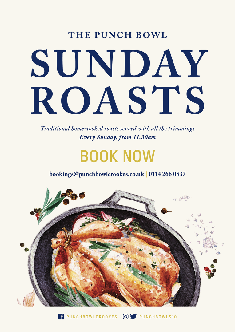 The Punch Bowl - Sunday Roasts