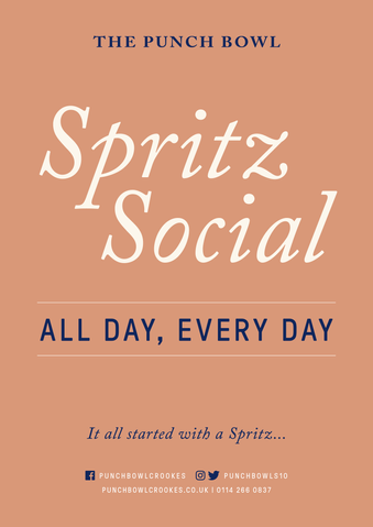The Punch Bowl - Spritz Social