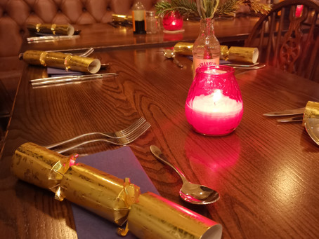 Book now for Christmas at The Punch Bowl