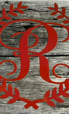 Oak Leaf Monogram