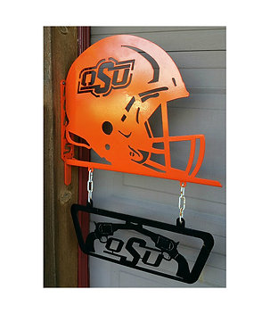 OSU Helmet Hanging Sign