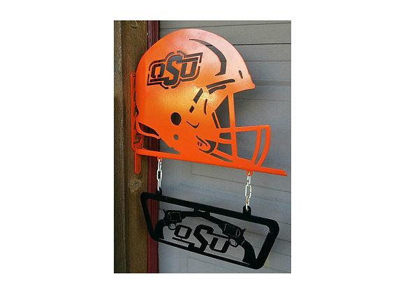 OSU Helmet Hanging Sign