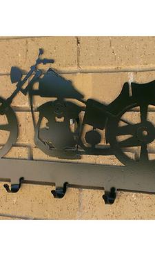 Motorcycle Key Rack