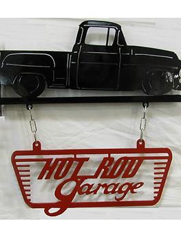 Hot Rod Garage Signs #1