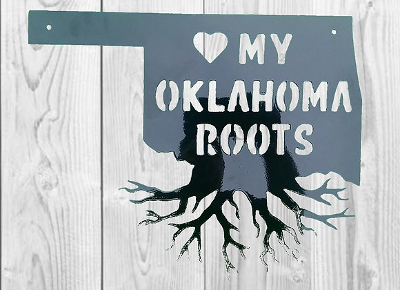 Love My Oklahoma Roots