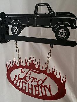 Hot Rod Garage Signs #3