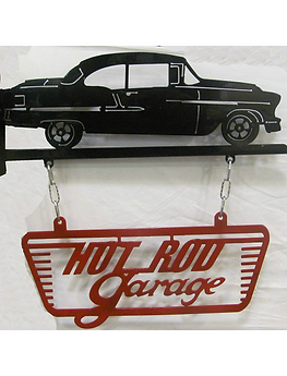 Hot Rod Garage Signs #2