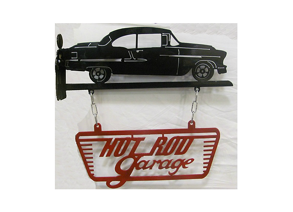 Hot Rod Garage Signs #2