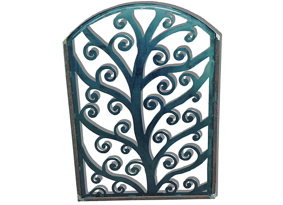 Whimsical Tree Garden Gate