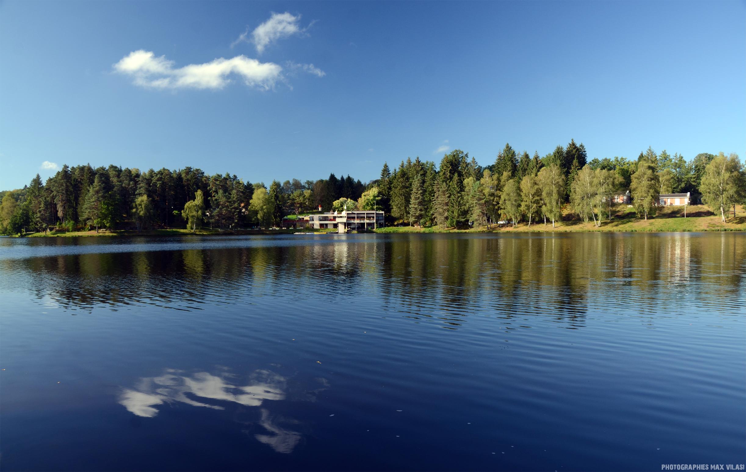 Le Bâtiment du Lac