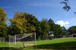 Le Terrain de Football