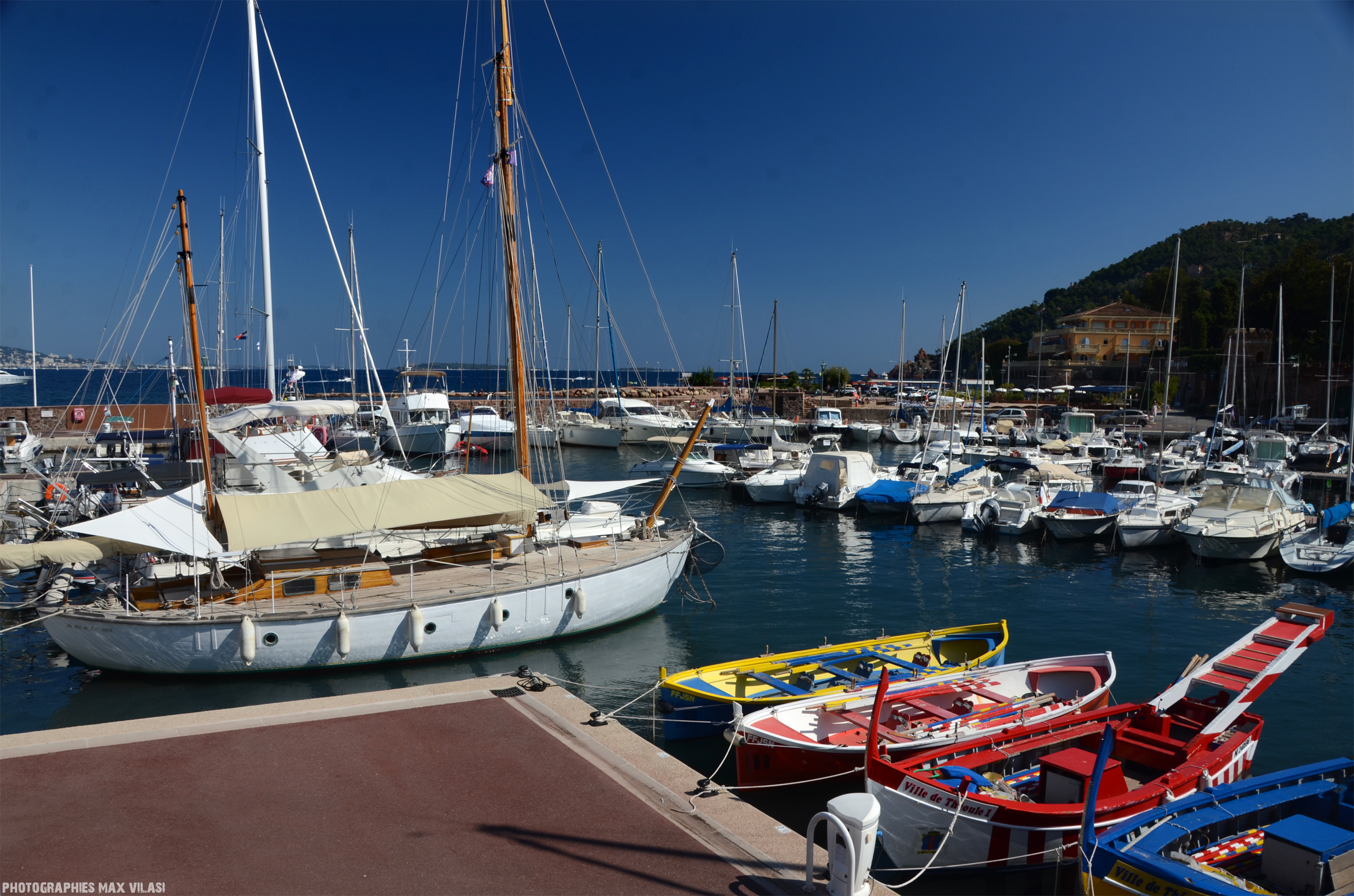 Le Port de Théoules