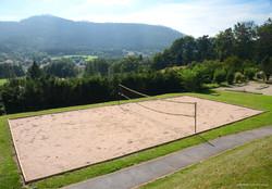 Le Terrain de Handball