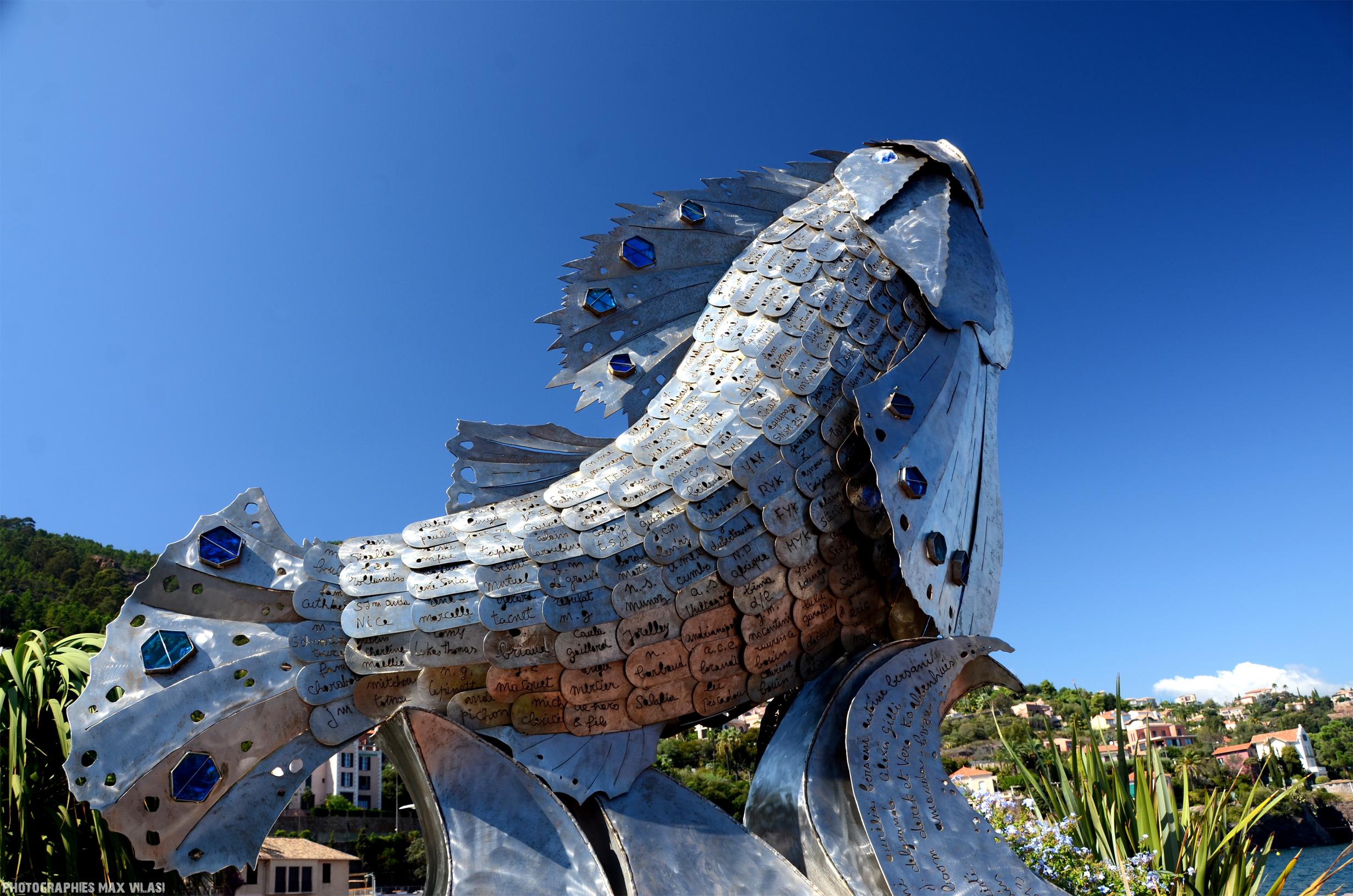 Le Monument de Théoules