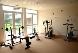 La Salle de Sport intérieur