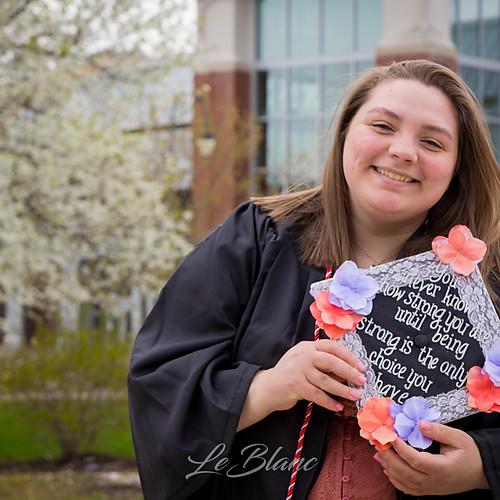 Haylee's Graduation Photoshoot
