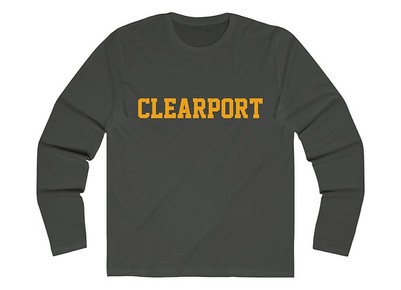 All Gold Clearport Classic Long Sleeve Unisex