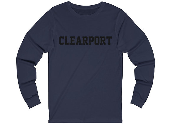 Copy of Matte Black Clearport Classic *Special Edition*  Jersey