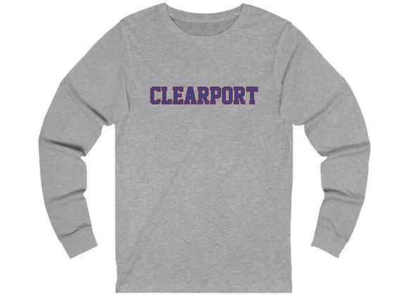 Logo Colors Clearport Classic Unisex Jersey