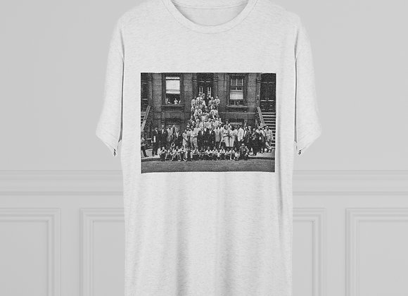 """Copy of """"A Great Day in Harlem"""" Tri-Blend Ultra Premium Tee - Unisex"""