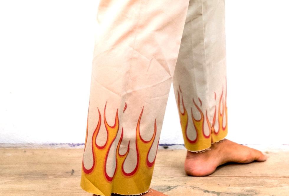 pantaloni-vintage-vita-alta-fiamme-cotone