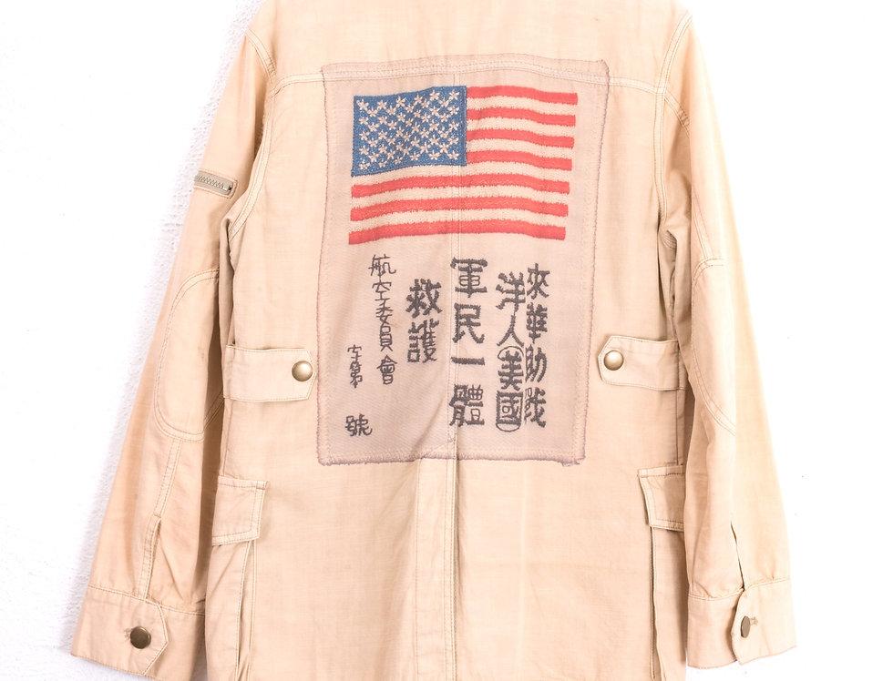 giacca-militare-americana-vintage-customizzata