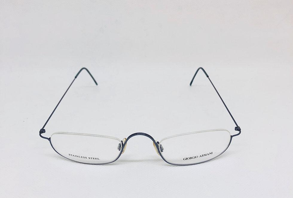 GIORGIO ARMANI ga 121 hf9 48 23 145 vintage glasses DEADSTOCK