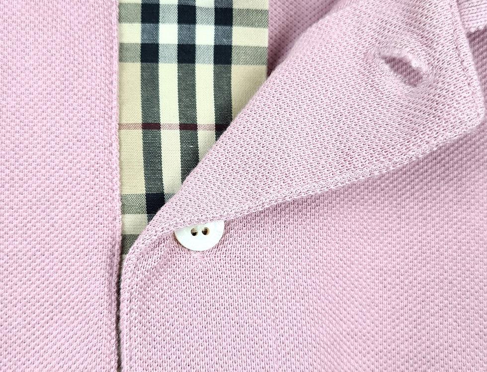polo-burberry-cotone-rosa-vintage