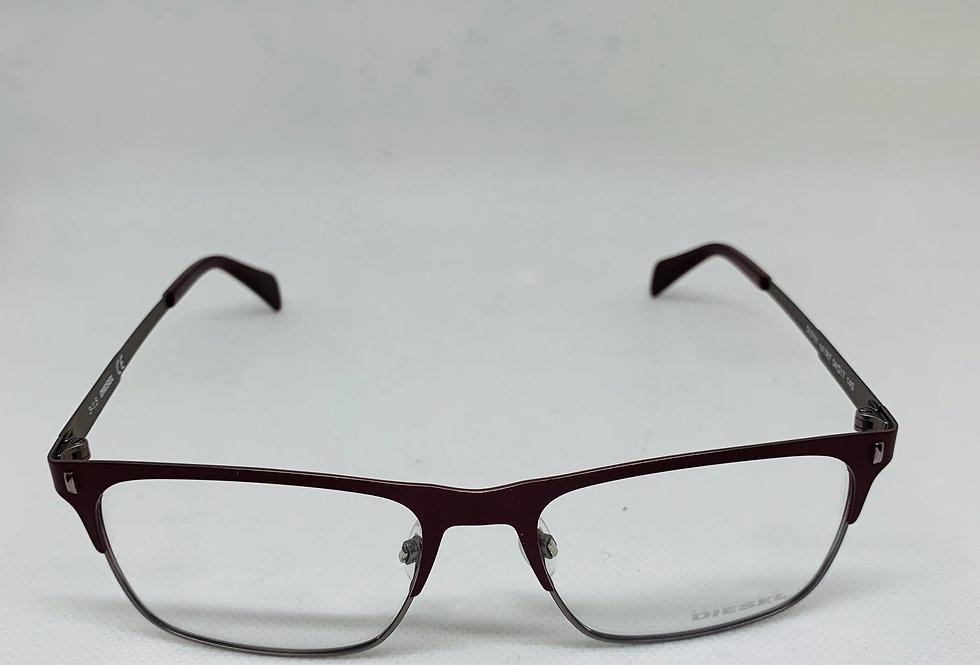 DIESEL dl 5151 067 54 17 145 vintage glasses DEADSTOCK