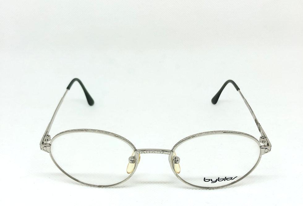 BYBLOS b580 3002 50 18 135 vintage glasses DEADSTOCK
