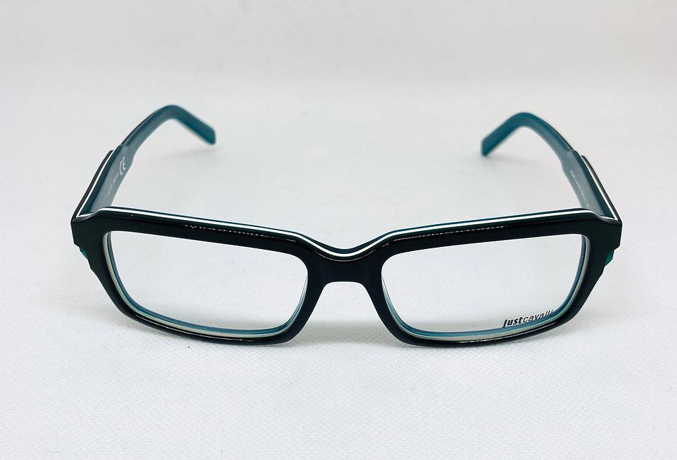JUST CAVALLI jc546 005 55 17 145 vintage glasses DEADSTOCK